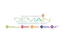 Groupe coopératif demain  partenaire des Rendez-vous de l'aventure 2020